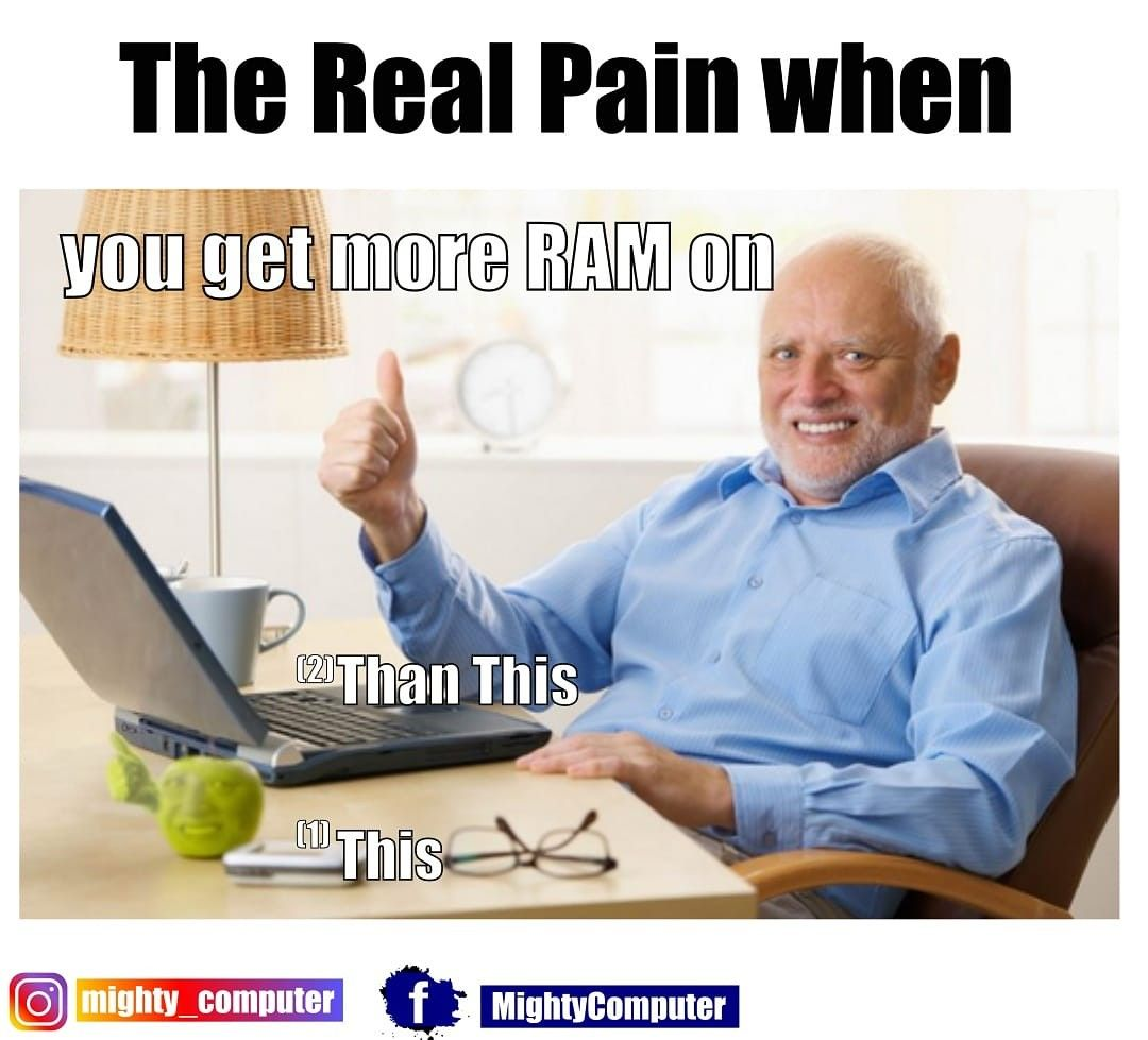 How To Download More Ram Community Pc Memes Gaming Memes Funny Memes