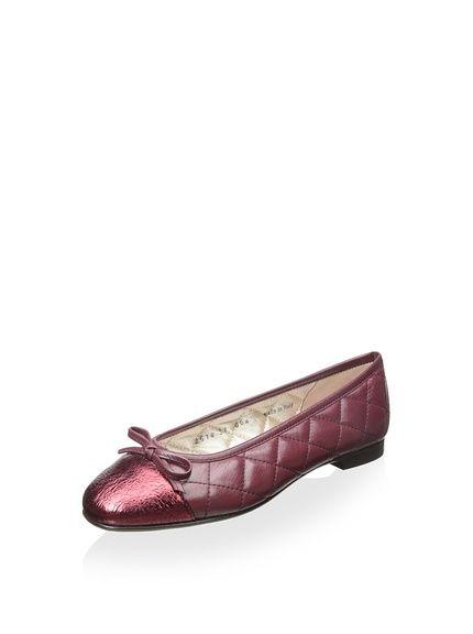Le Babe Women's Quilted Flat with Bow, http://www.myhabit.com/redirect/ref=qd_sw_dp_pi_li?url=http%3A%2F%2Fwww.myhabit.com%2Fdp%2FB00Y7ZDRI6%3F