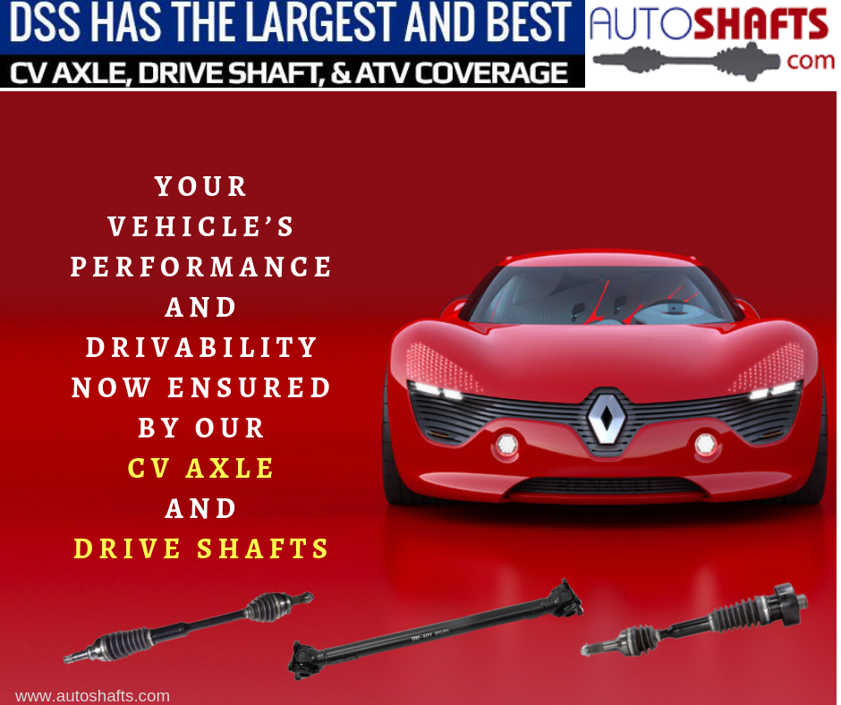 Your vehicle's performance and drivability now ensured by
