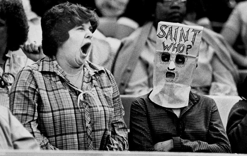 Generation gap Saints fandom a vastly different