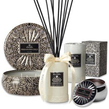 ny kollektion helt elegant försäljning online Voluspa doftljus - Vermeil, Bourbon Vanille | Bourbon, French, Candles