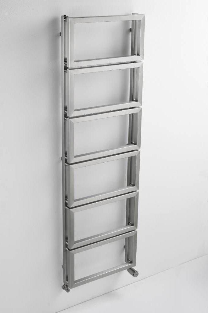 Badkamer radiatoren, handdoek radiator rvs vita. | designradiatoren ...