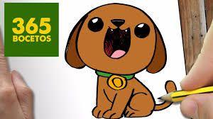 Znalezione Obrazy Dla Zapytania 365bocetos Como Dibujar Un Perro