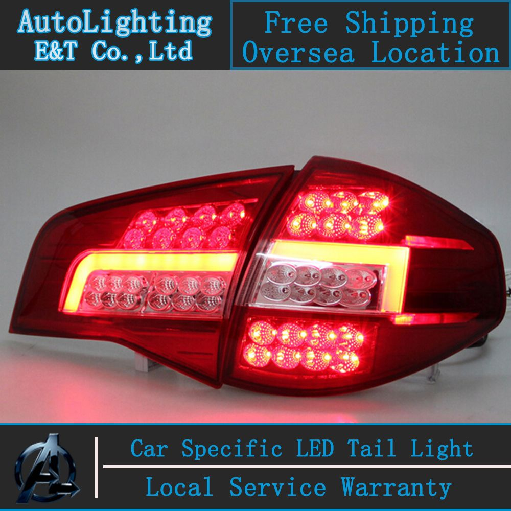 Car Styling For Renault Koleos Tail Lights 2012 2014 Koleos Led Tail Lamp Led Rear Trunk Lamp Cover Drl Signal Brake Reve Tail Light Led Tail Lights Lamp Cover