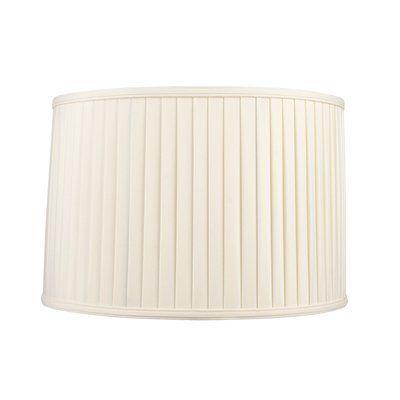 Livex Lighting S56 Off White Lamp Drum Lamp Shade