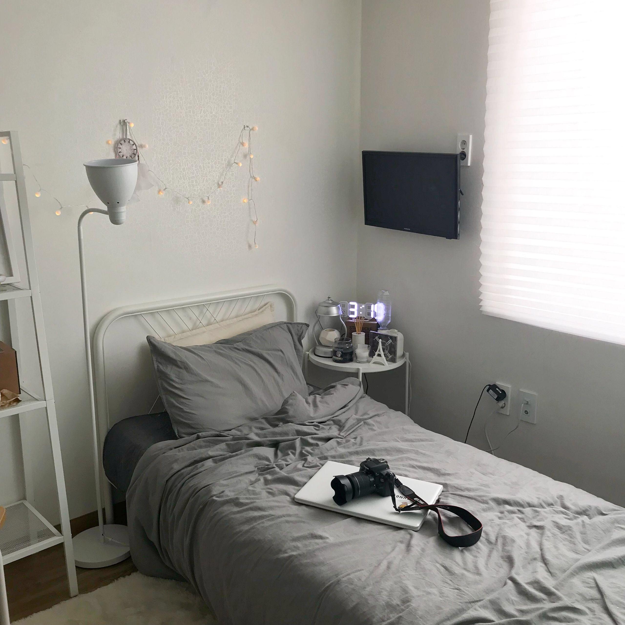 Grey Room Decor Aesthetic Novocom Top
