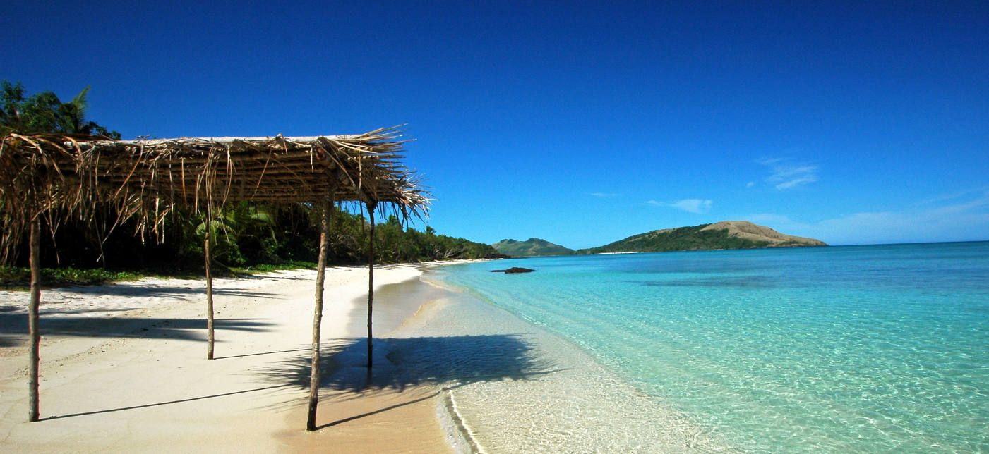Blue Lagoon Beach Resort Nacula Island Fiji Dan Said We