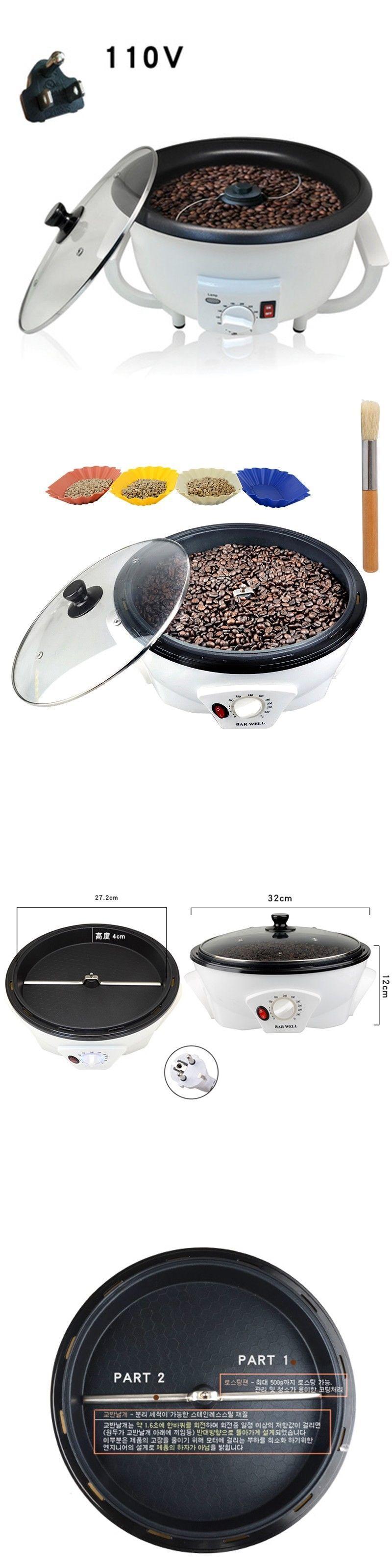 Coffee Roasters 177753 110V Electric Coffee Roaster