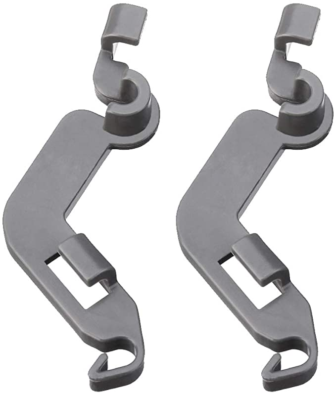 Amazon Com W10082853 Dish Washer Rack Tine Pivot Clip Replacement Parts For Whirlpool Kenmore Kitchenaid Pack Of 2 Suitable Kitchen Aid Kenmore Dishwasher