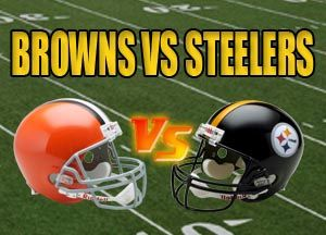 new product 8a4ca ca931 Cleveland Browns vs Pittsburgh Steelers NFL Live Stream ...