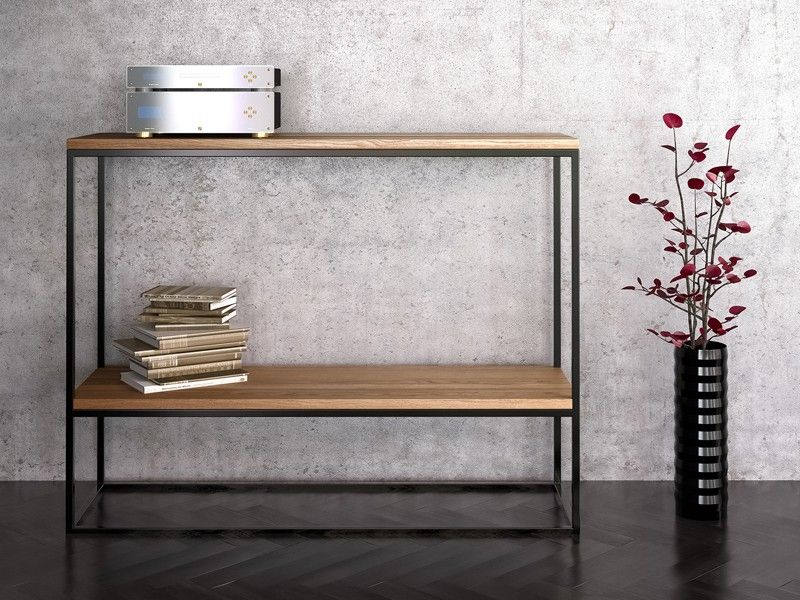 skinny console table diy super minimalist shop en thin canada