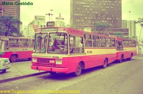 onibuspaulistanos | Caio Gabriela II MBB LPO-1113 V. São Luiz 16 094 (F: M. Cus