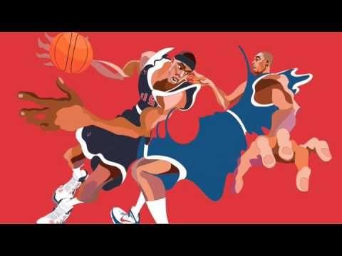 Nike World Basketball Festival Tvc By Buck Nike World Sport Illustration Tv Animation