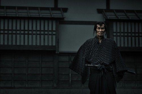 """""""One samurai"""" by Takashi"""