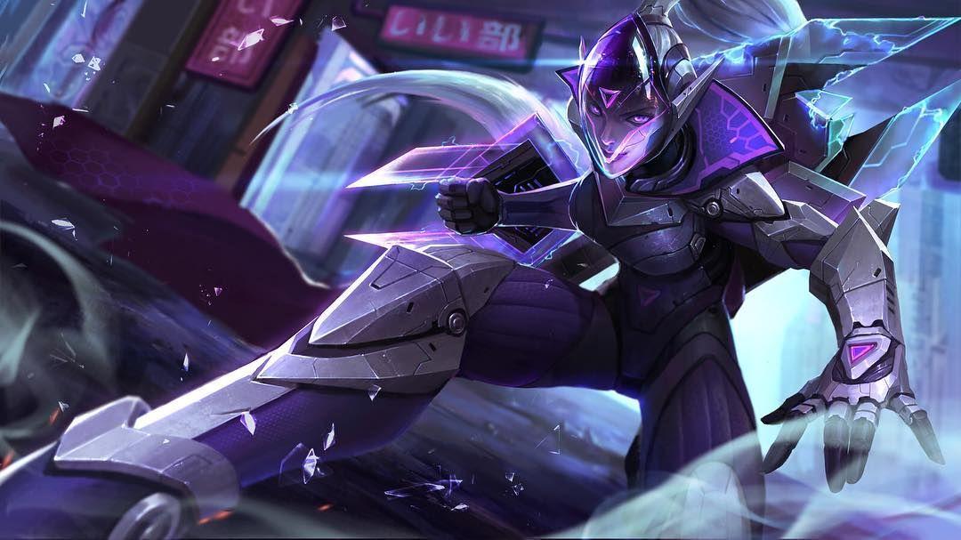 Vayne - League of Legends - Image #2483257 - Zerochan