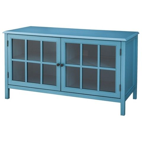 Threshold™ Windham TV Stand at Target | I want the yellow version ...