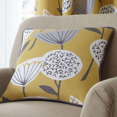 Best Grey And Mustard Charcoal And Ochre Colour Crush Home 400 x 300