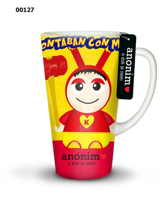 Tazas para regalar www.anoniemoanamora.com Tazas para regalar. Diseños originales. Frases con diseño.   ¡Un detalle que enamora!