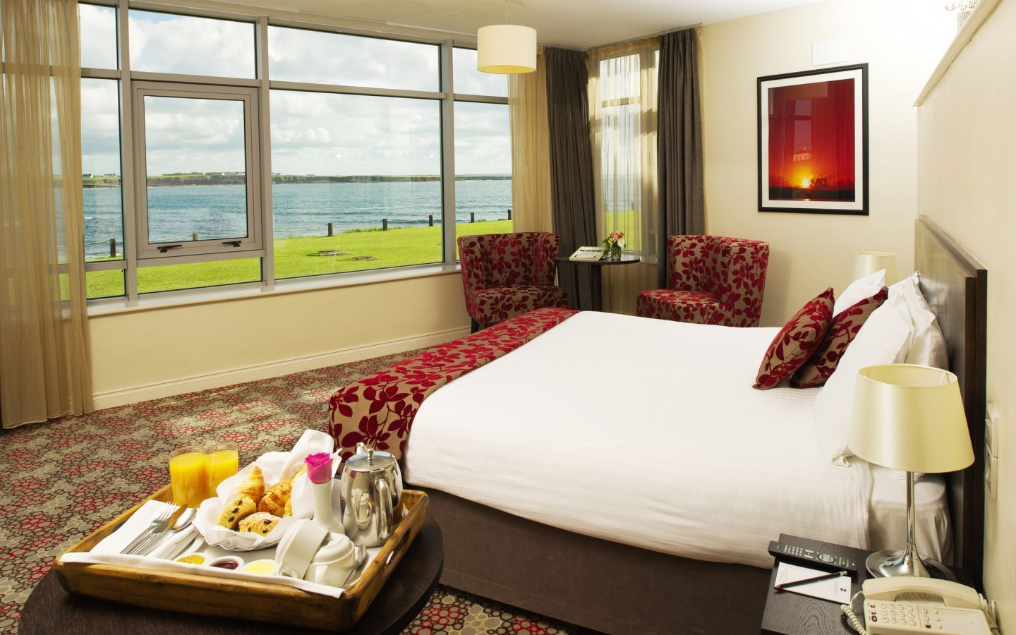 Hotels County Clare Ireland Accommodation In Clare Superior Room Miami Beach Hotels Beach Hotels