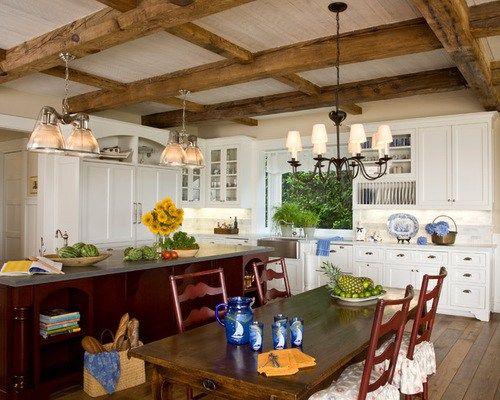 beach style santa barbara kitchen design ideas remodel pictures colonial beach style kitchen metro kathryne designs