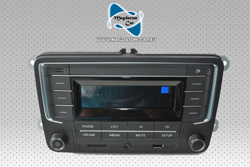 Neu Original Composition Audio Radio Cd Sd Usb Bluetooth