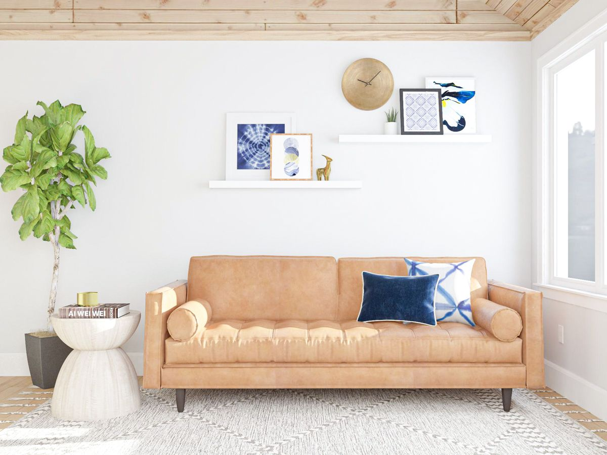 Gallery Wall Ideas 5 Creative Ways To Reclaim Blank Walls Living Room Designs Living Room Decor Living Room Wall Living room blank wall