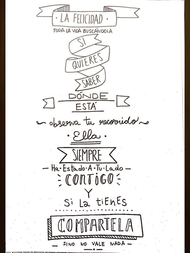 Mrwonderful Style For La Felicidad Frases Bonitas