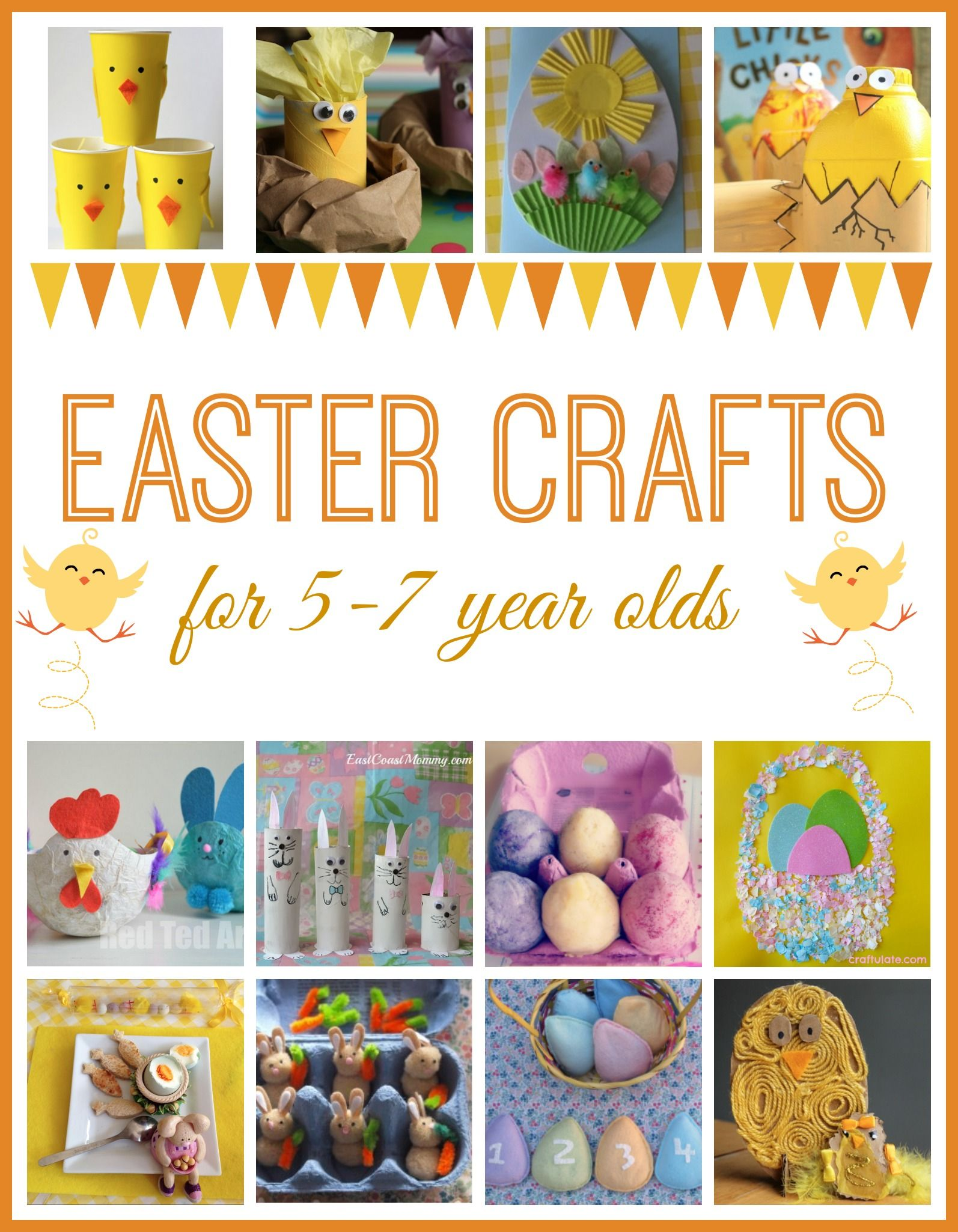 Easter Crafts For Kids Kids Easter Crafts Easter Crafts For