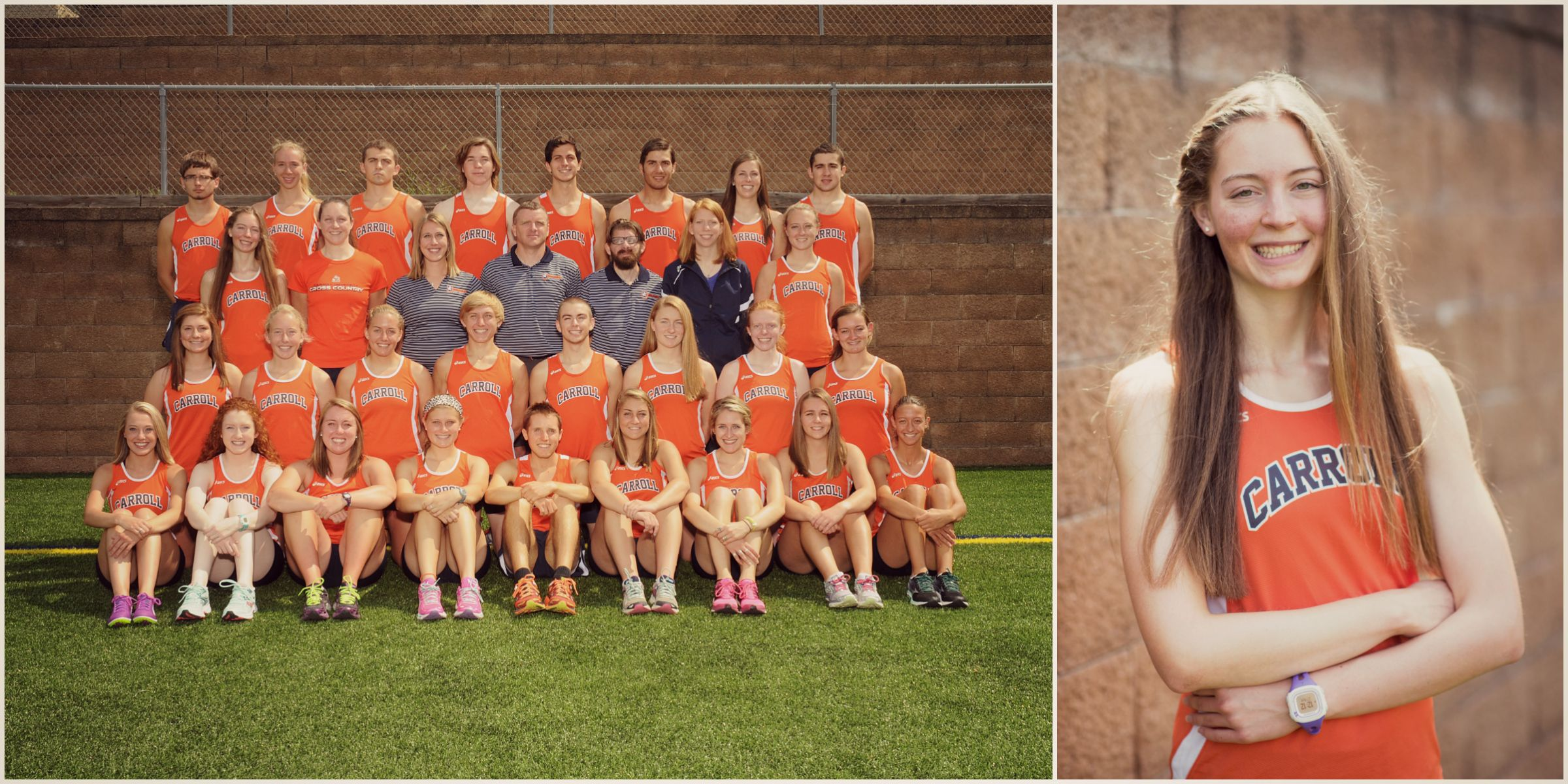 Carroll Xc Programs Named All Academic Teams By Ustfccca Carroll University Cross Country Coaching Student Athlete