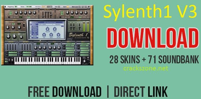 Sylenth1 3-032 Crack | Cracked Version Software | Windows
