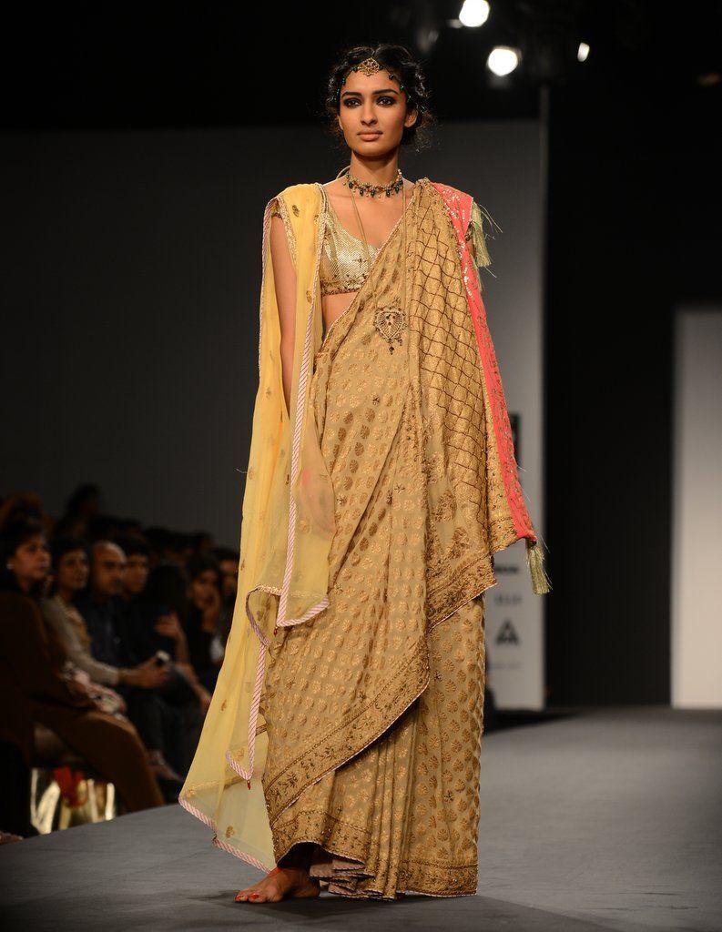 Anupamaa dayal at wills india lifestyle sarees pinterest