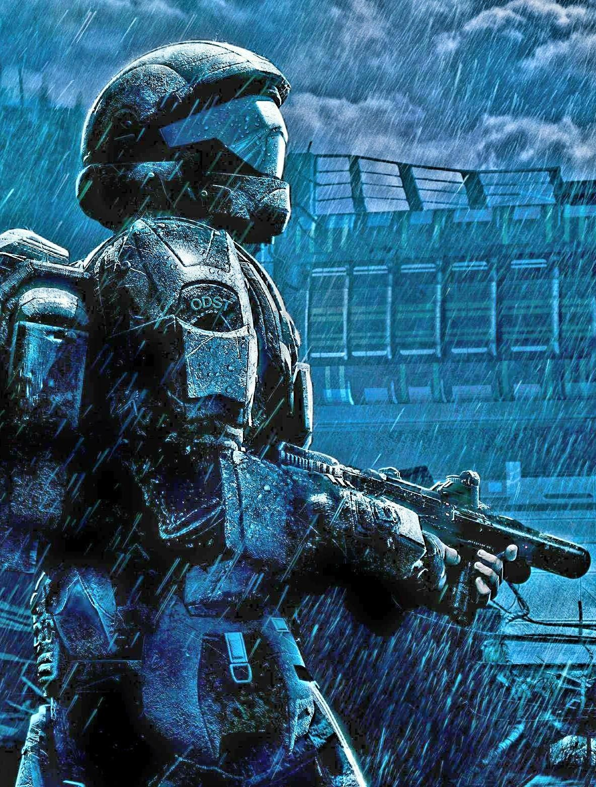 Let S Have Some Love For The Most Underrated Yet Most Aesthetic Halo Halo 3 Odst Halo Game Halo