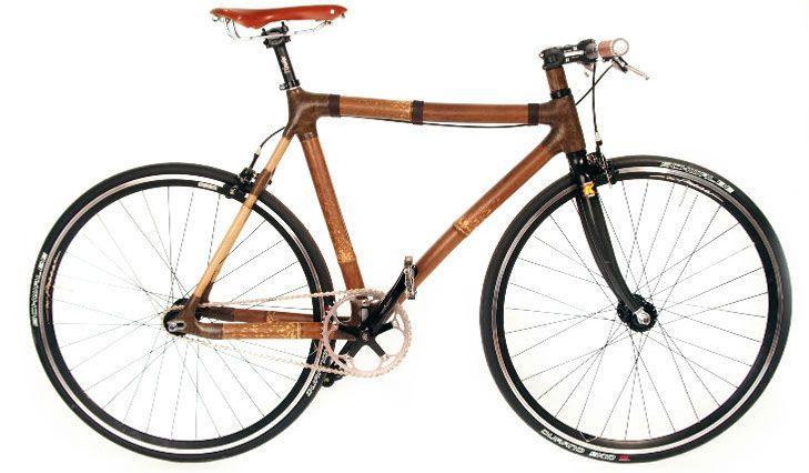 Bamboo bike frame | Bikes | Pinterest | Bike frame