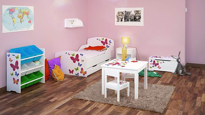 LEOMARK Kinderzimmer schöne Kindermöbel mit bunten