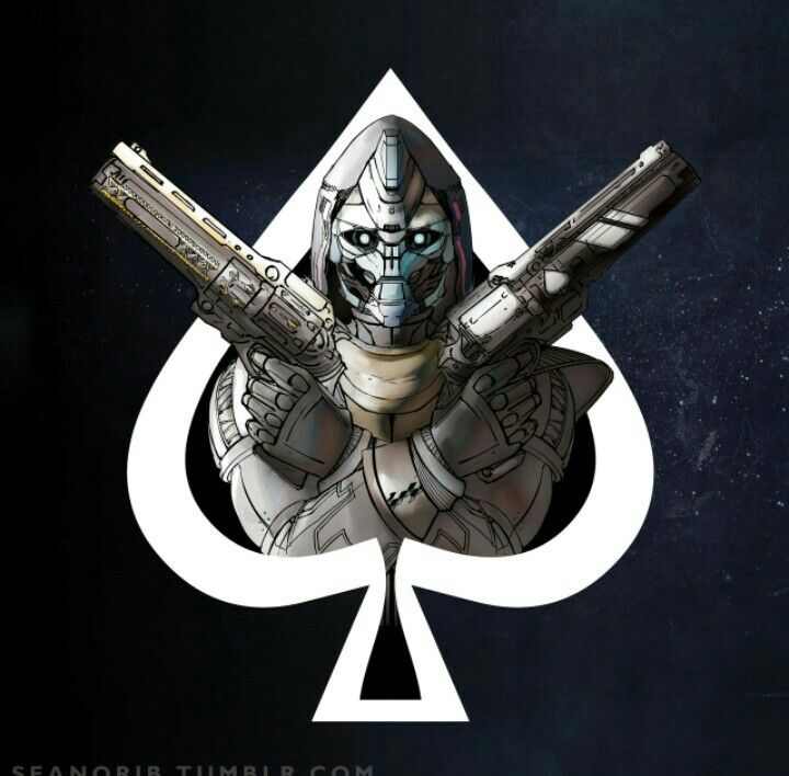 Cayde-6 and the Ace of Spades | Destiny | Destiny game