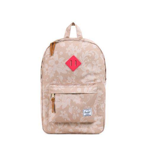 best - Herschel Supply Co. Heritage Mid-Volume Rubber, Khaki Waldorf/Neon Pink, One Size Herschel Supply Co. http://www.amazon.com/dp/B00EDFUN4G/ref=cm_sw_r_pi_dp_Yt5Otb12BK569C5G