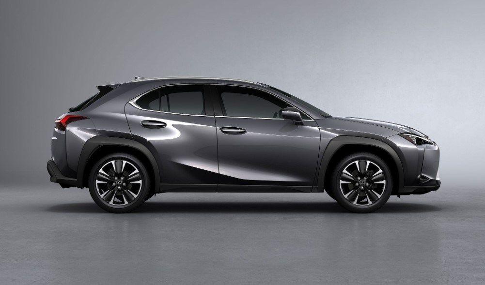 2020 Lexus Ux 200 Exterior