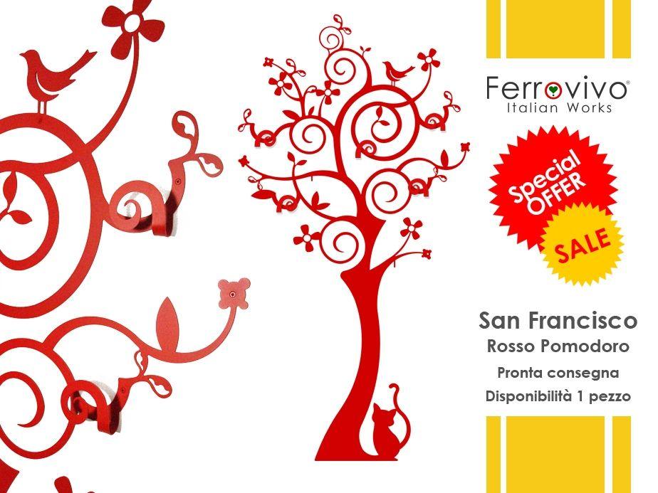 Offerta San Francisco rosso