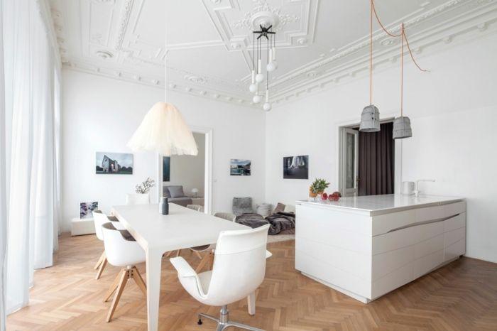 Wunderbar HM Wohnung In Wien   Ess  Und Entspannbereich In Modernem Stil
