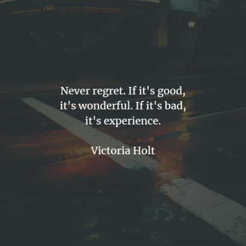 65 Regret quotes that will help you realize what matters
