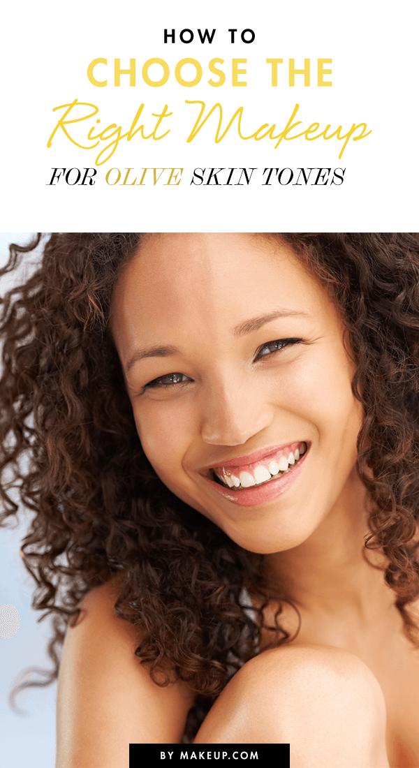 The Best Makeup For Olive Skin Tones  Olive Skin, Light -2549