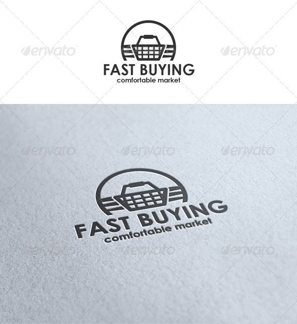 Fast Buying | Logo templates, Logos and Template