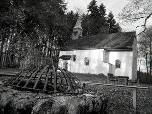 Pollingsrieder Kapelle Brunnen Geister Geistergeschichten Geister Geschichten