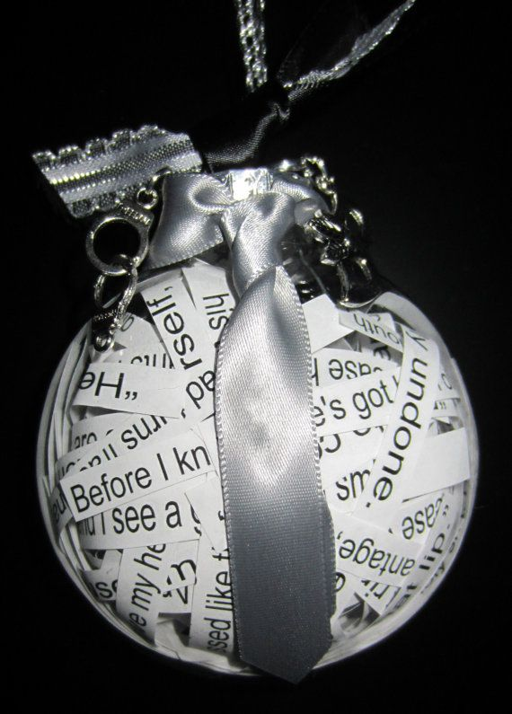 Fifty Shades Of Grey Ornament for Christmas by ...