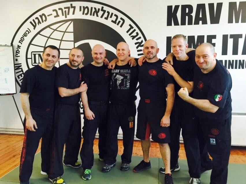 #IKMF #KravMaga #Fighting #Masterclass in #Italy