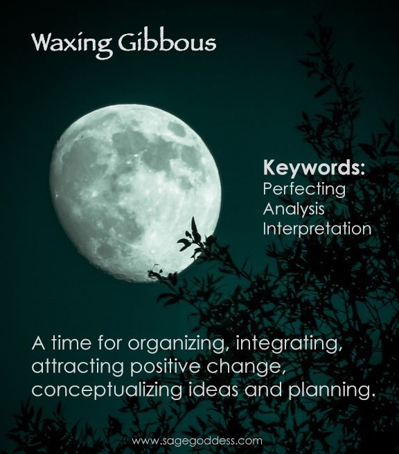 Waning Gibbous Moon Astrology