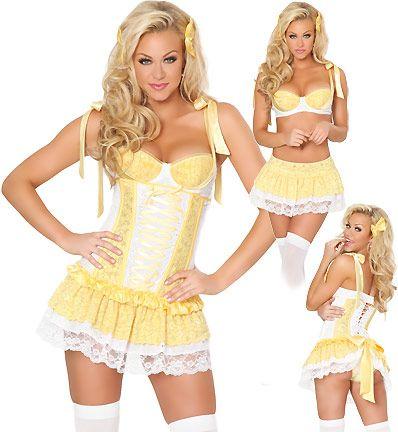 sexy goldilocks halloween costume women - Goldilocks Halloween Costumes