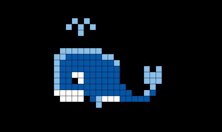 Pin By 𝒜𝓃𝑔𝑒𝓁𝒾𝒾𝓍 On Pixel Pixel Art Pixel Art Pattern Easy Pixel Art