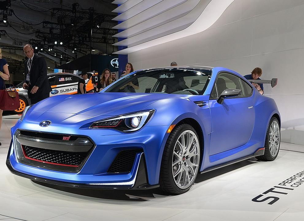 2017 Subaru Brz Release Date Sti Specs Convertible Review Horsepower 0 60 Coupe Colors Interior Pics Engine Redesign News Price Autos Lujoso Coches