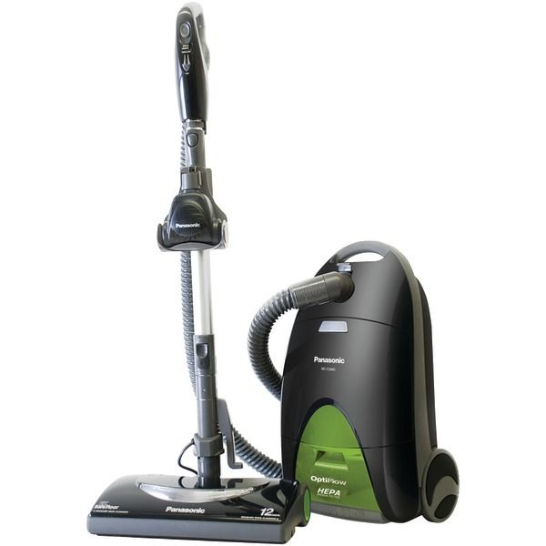 Panasonic Mc Cg917 Optiflow R Canister Vacuum Vacuum Cleaner Reviews Canister Vacuum Best Canister Vacuum